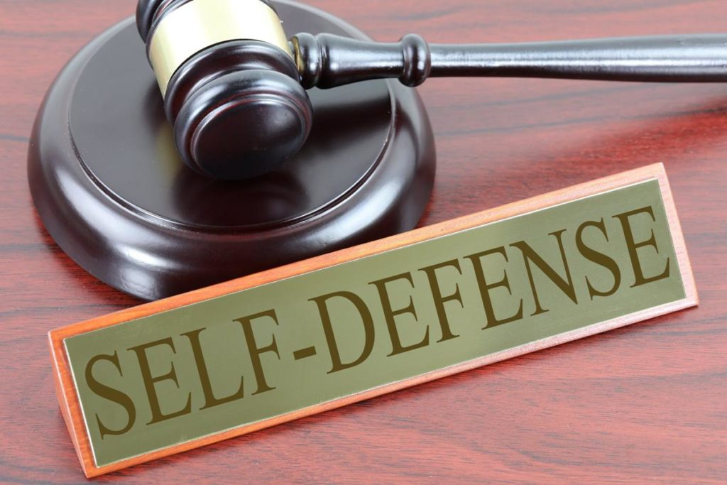 Lawful Self-Defense